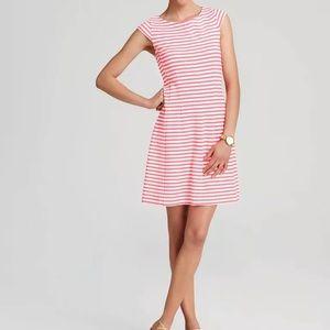 Lilly Pulitzer Fluorescent Pink Dress Sz M